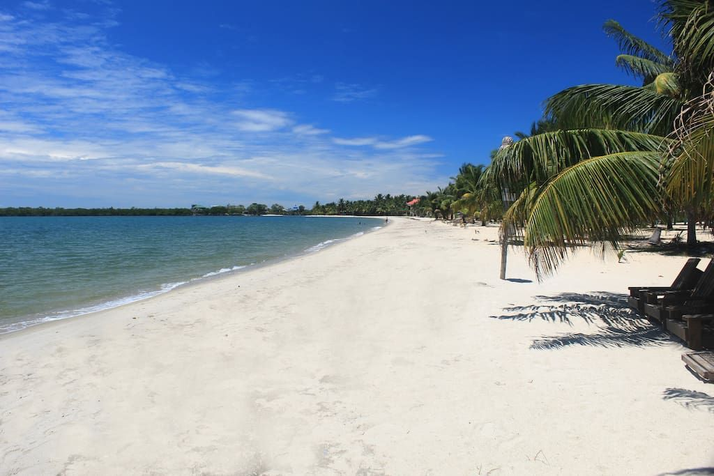 Entire homeapt in placencia belize no additional fees