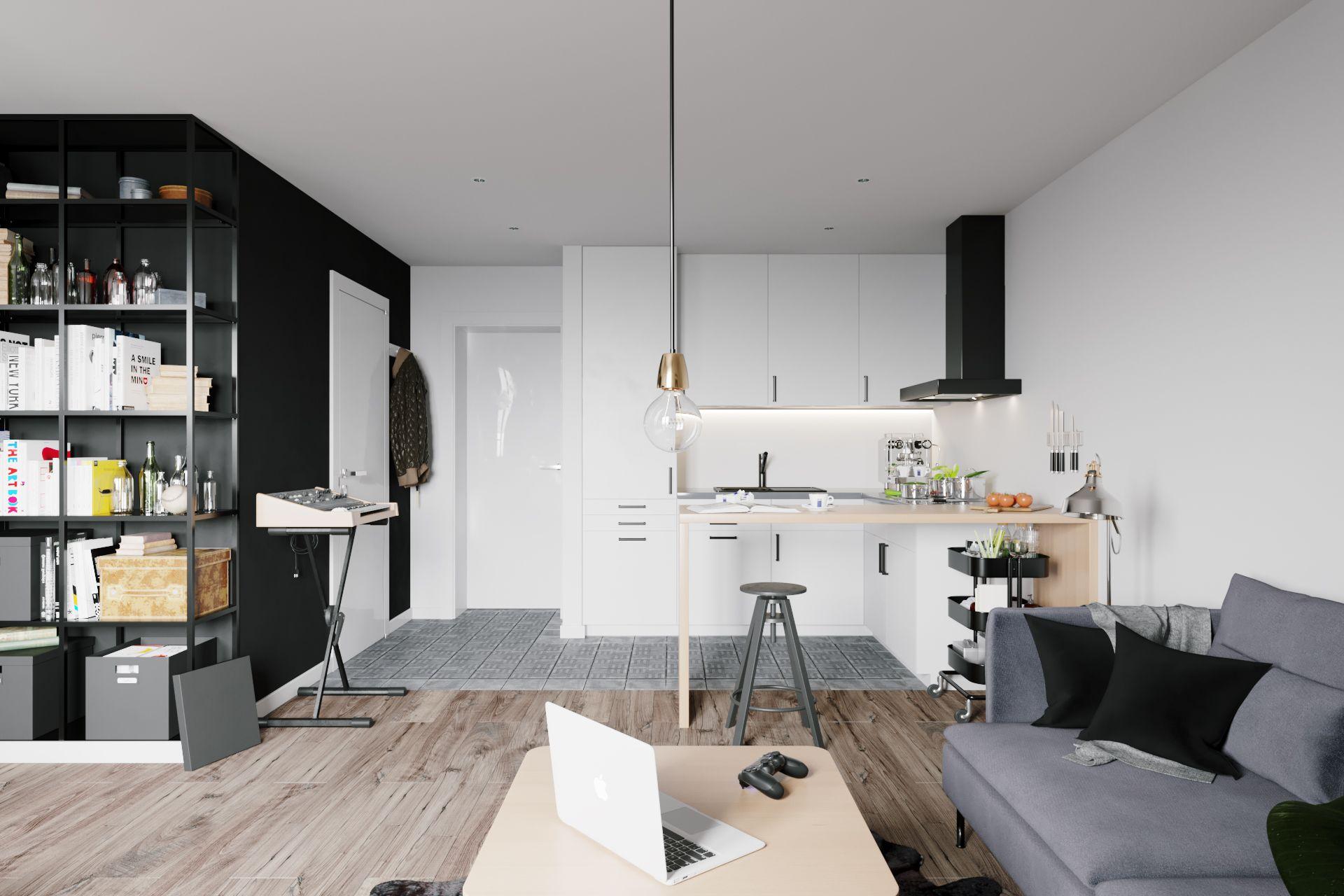 009_Apartment_final_cam_001.jpg; 1920 x 1280 (@67%) | Arch Viz ...
