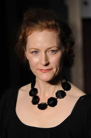 Geraldine somerville eye color