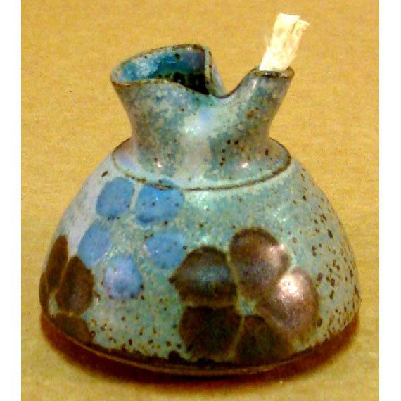 Pottery Oil Lamp Oil Lamps Pottery Antique Oil Lamps