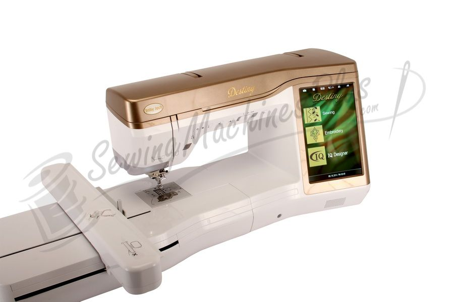 Baby Lock Destiny Sewing Embroidery Quilting Machine BabyLock Fascinating Embroidery Quilting Sewing Machine