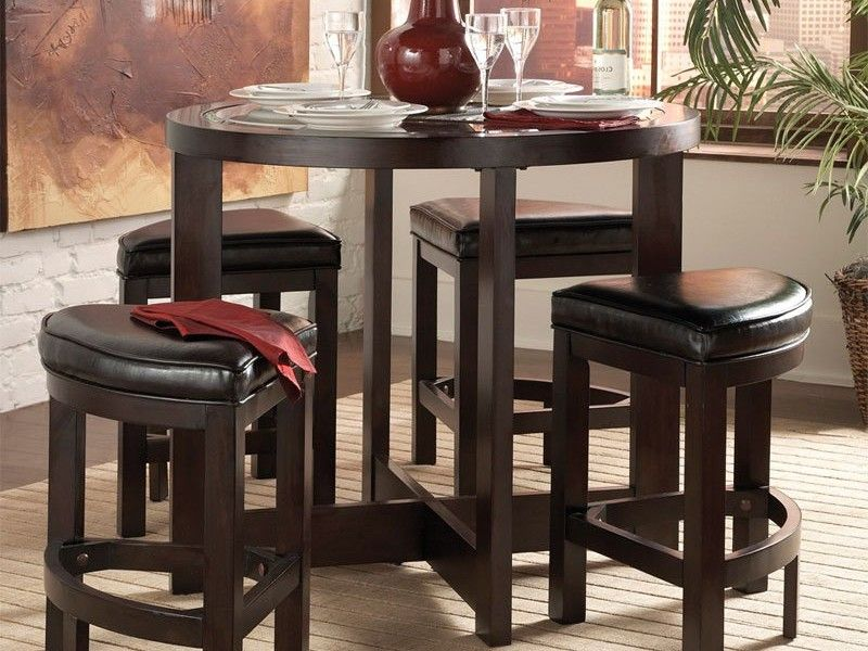 Charmant Indoor Bistro Table Sets