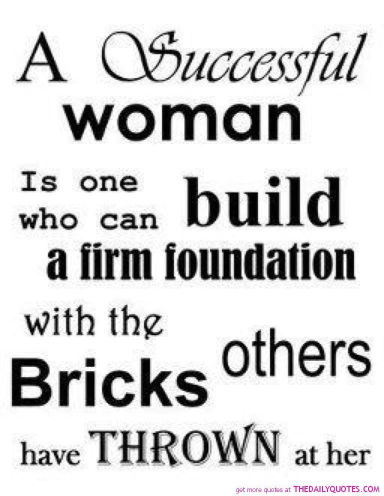Women In Business Quotes Successful Business Women Quotesquotesgram  To Be A Woman
