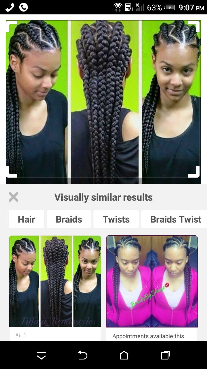 Pin by tangie on top notch chunky braid picks pinterest