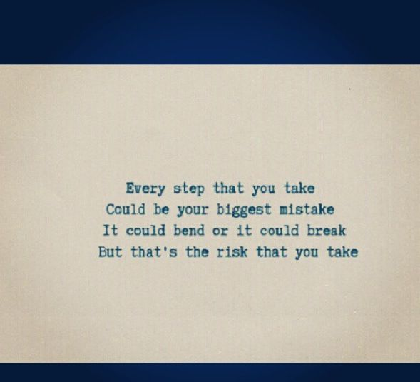 Coldplay quote❤