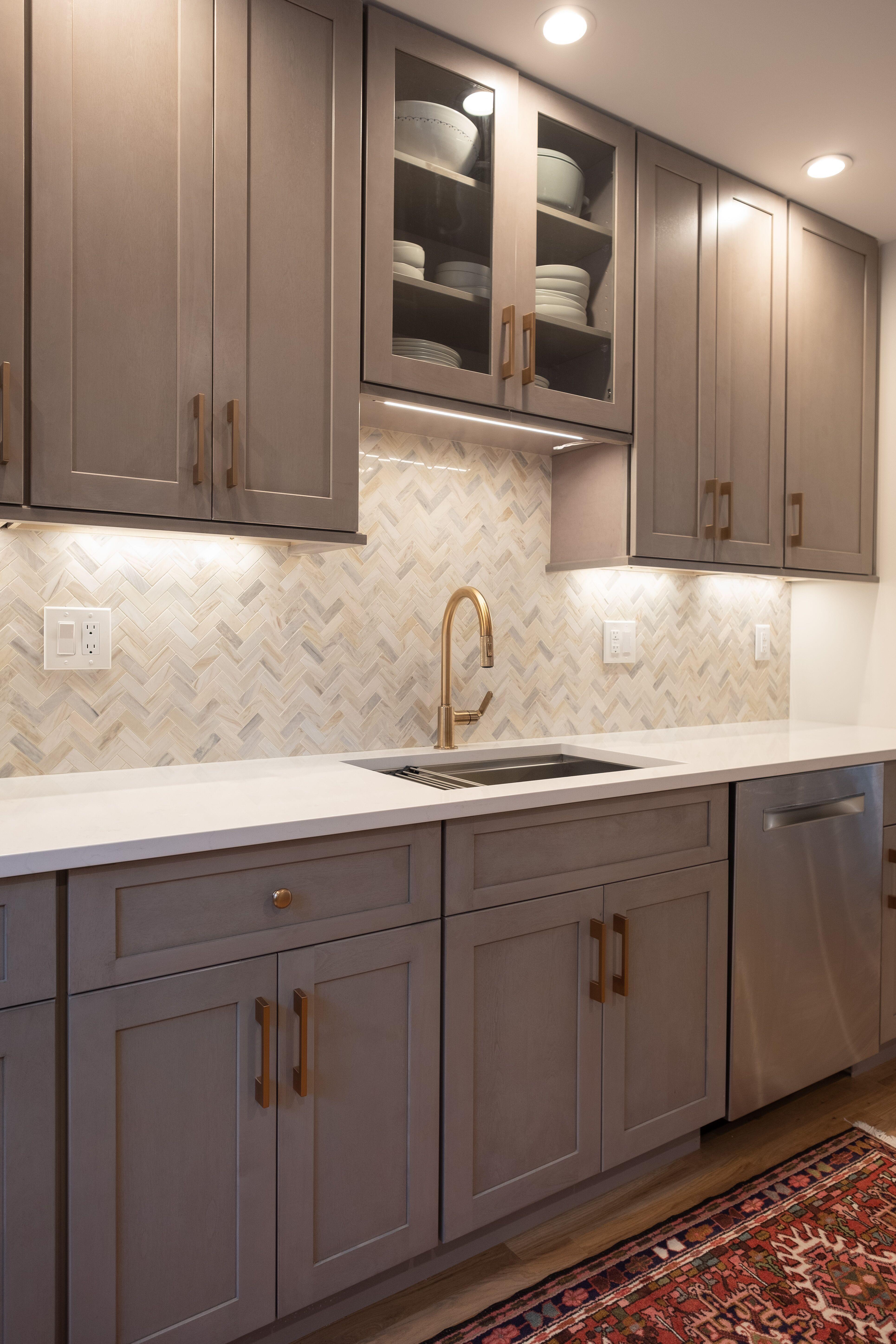 Horizon Cabinet Doors 2021 in 2020 | Grey shaker kitchen ...