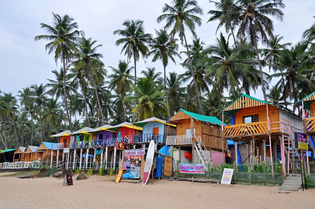 Cheap Flights To Goa Cool places to visit
