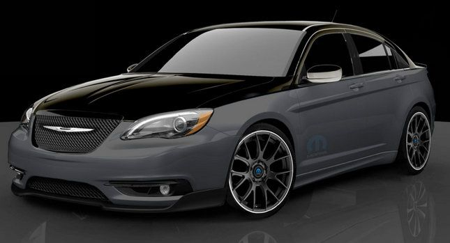 2011 Chrysler 200 Super S by Mopar