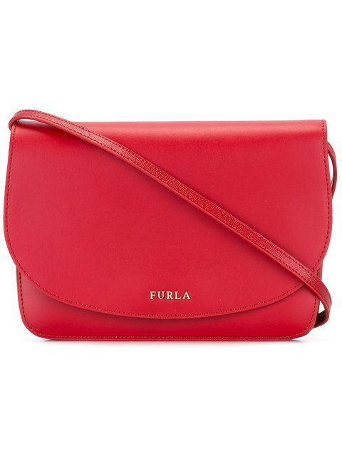 fb522f6517 FURLA Aurora Crossbody Bag. #furla #bags #shoulder bags #leather #crossbody  #