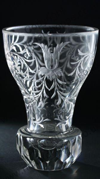 VINTAGE GL: CRYSTAL SILVER & GILT. c.1950s ENGRAVED CRYSTAL ... on table vases, box vases, painting vases, wall vases, large decorative vases, kitchen vases, mosaic tile vases, antique hull vases, urn vases, square vases, bathroom vases, rectangular vases, candelabra vases, oval vases, tall floral vases, bowl vases, mirrored vases, color vases, fireplace vases, balustrade vases,