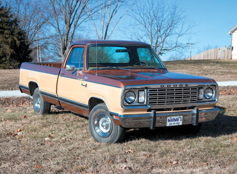 1977 dodge ram adventurer dodge pickup 39 s 1970 39 71. Black Bedroom Furniture Sets. Home Design Ideas