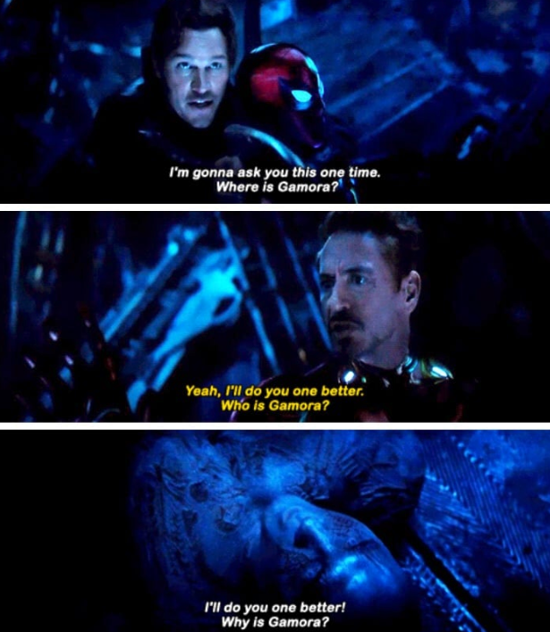 17 Unscripted Marvel Movie Moments That Actually Made It Into The Films