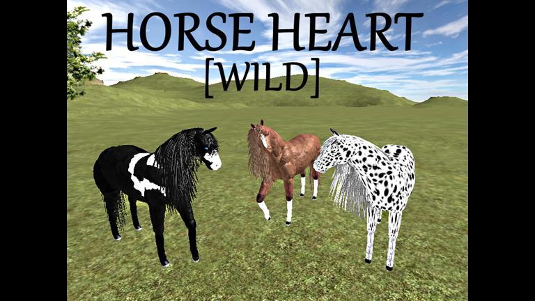 Horse Heart Wild Heart Roblox Horse Heart Wild Hearts Horses