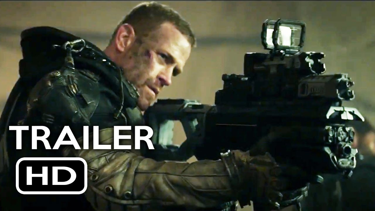 Spectral Official Trailer #1 (2016) Netflix Sci-Fi Action Movie HD