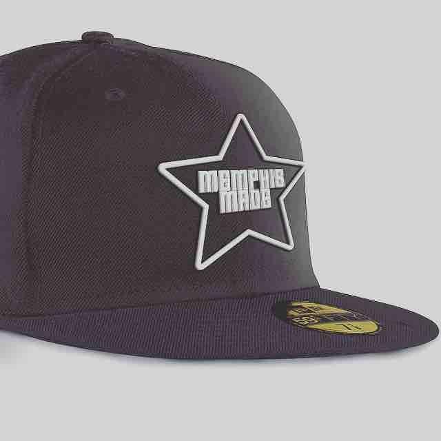 c8c3f4b7d5cb6 Can t forget the new badass Memphis Made  snapback hats coming soon.   Memphis  901  memphismade  memphislove  bluffcity  mtown  logo  design  hat   newera ...