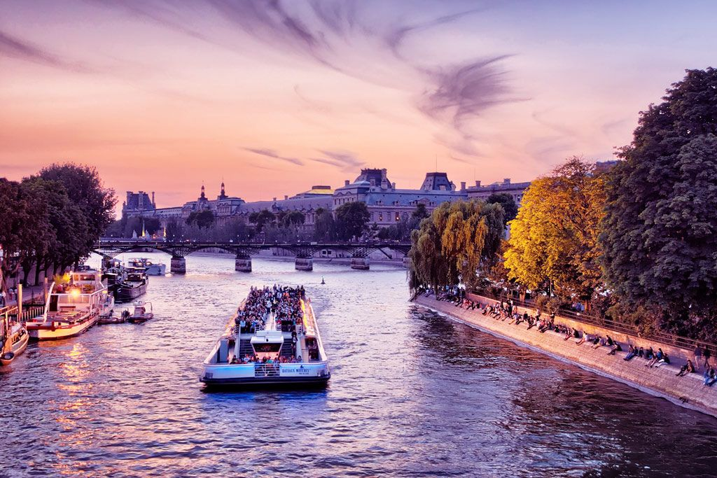 These are the Best Seine River Cruises in Paris! – World In Paris | Cool  places to visit, Seine river cruise, Paris guide