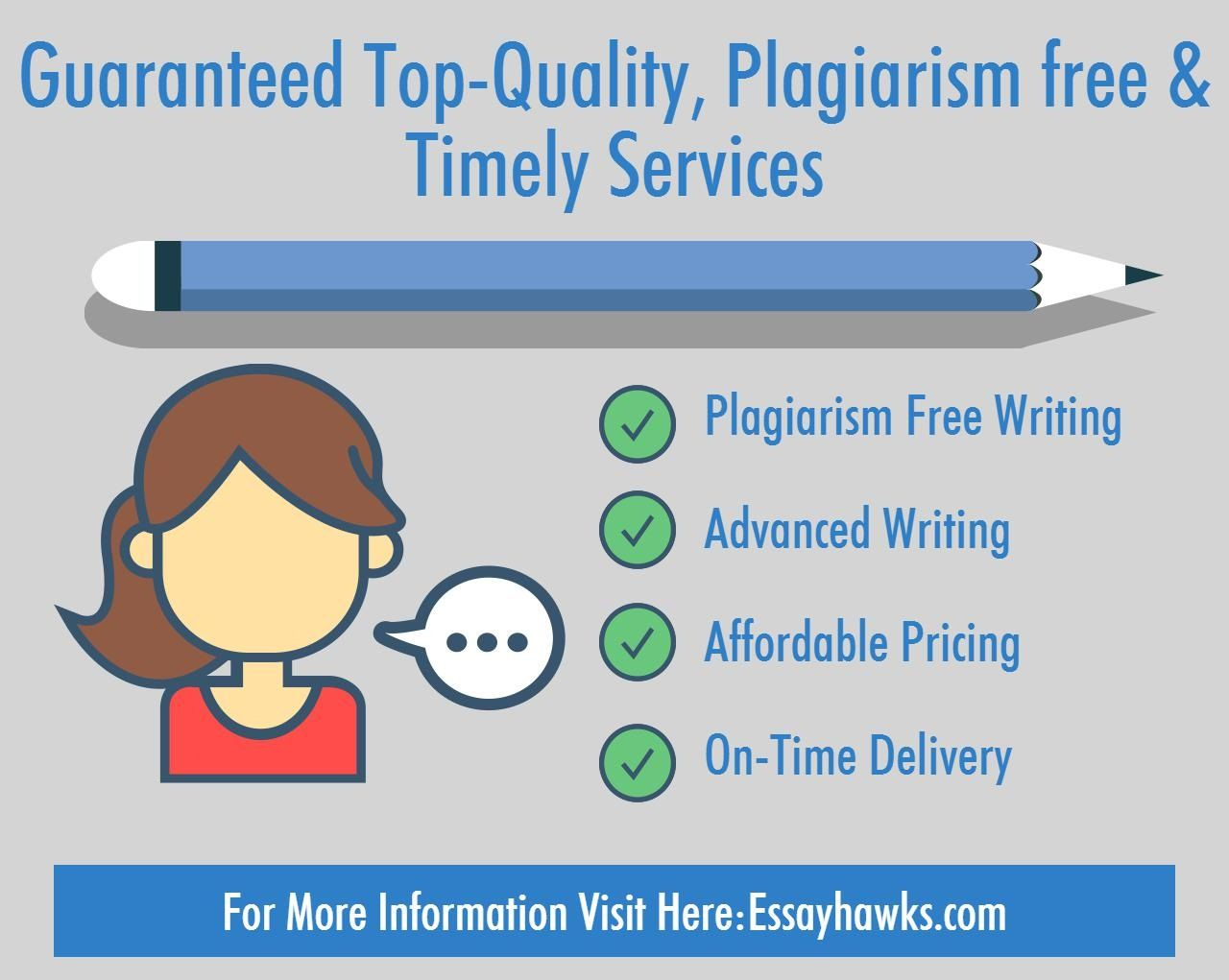 Guaranteed Top Quality Plagiarism Free Timely Service Writing Freewriting Essay Essays