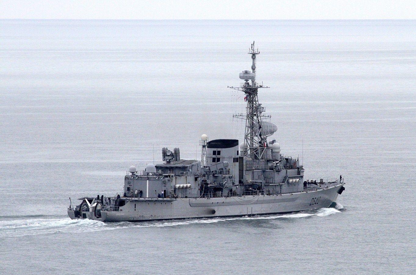 Frégate anti-sous-marine type F70 ASM Georges Leygues (D 640 - Équipage mixte)