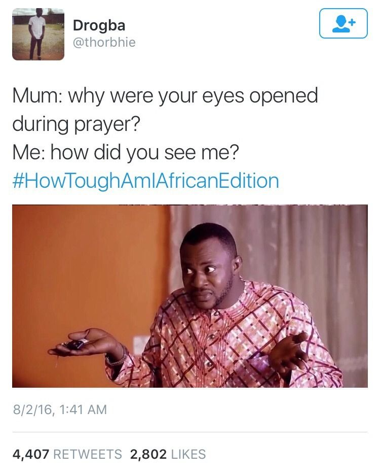Pin On African Memes