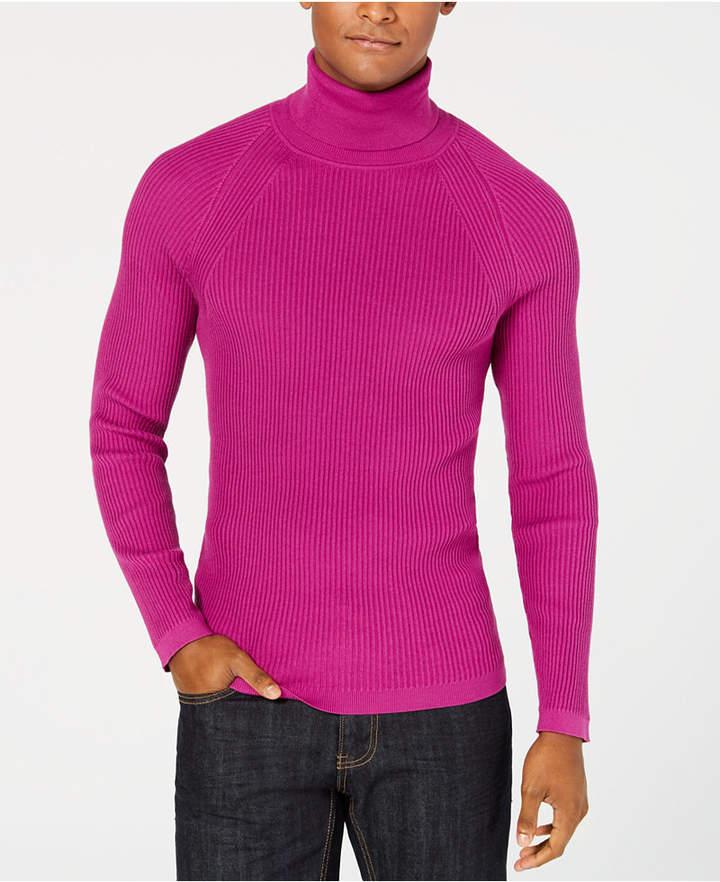 667d4fce04 I.n.c. Men s Ribbed Turtleneck Sweater