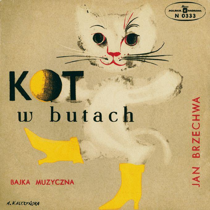 Bajki Grajki Nr 3 Kot W Butach Nostalgia Movie Posters