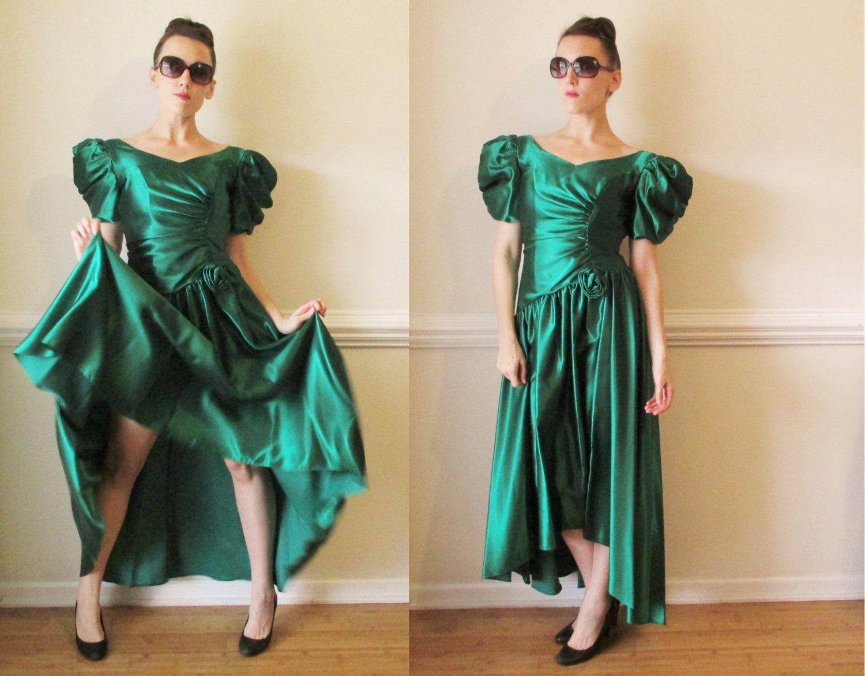80's bridesmaids dresses | Vintage 80s Prom Dresses | dragons ...
