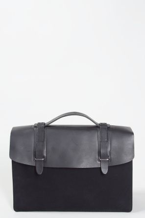 Shop for Seventy Eight Percent Bags for Men | Schults Bag in Black | Incu