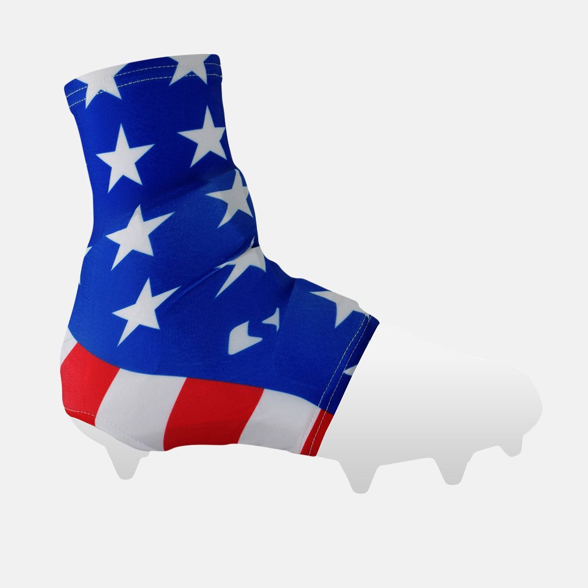 Usa America Flag Spats Cleat Covers American Flag Kids America Flag Cleats