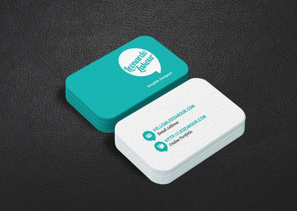 30 Creative Business Card Designs Inspiration and Tips for ...