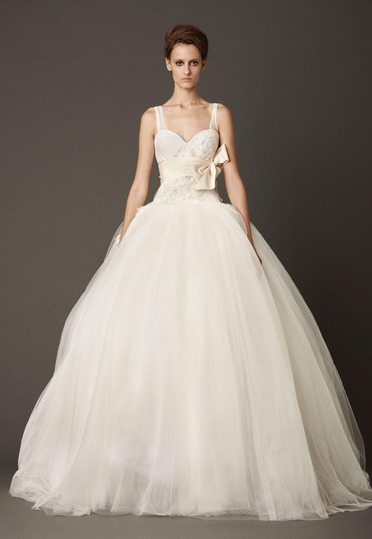 Dresses to wear at a wedding  Vera Wang  uLisaudress  Inspirational Dresses  Pinterest  Bridal