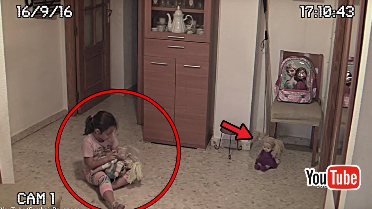 5 scariest paranormal videos caught on camera
