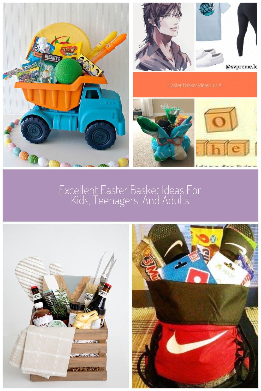 Photo of Easter Basket Ideas for Toddler Boyeaster basket ideas for adults easter basket …