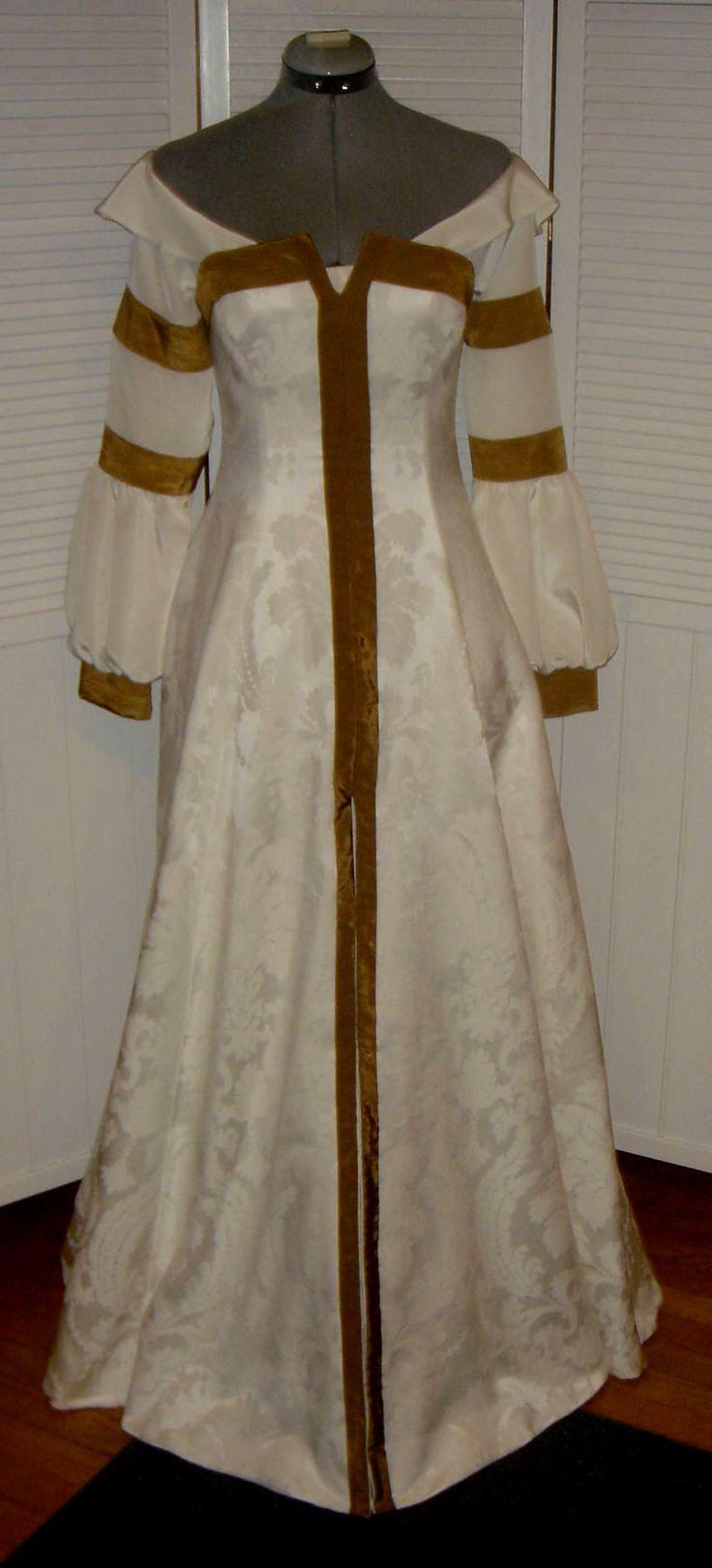 FANTASY & MEDIEVAL WONDERFULL FASHION Susan dress