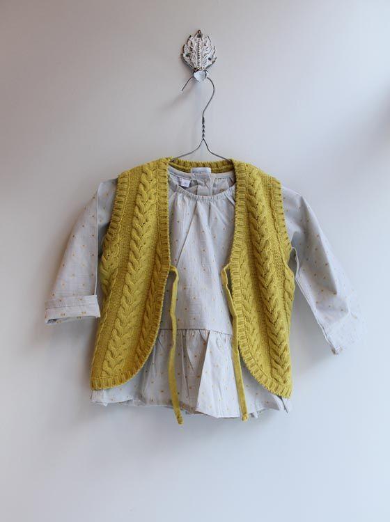 sew sweater vest