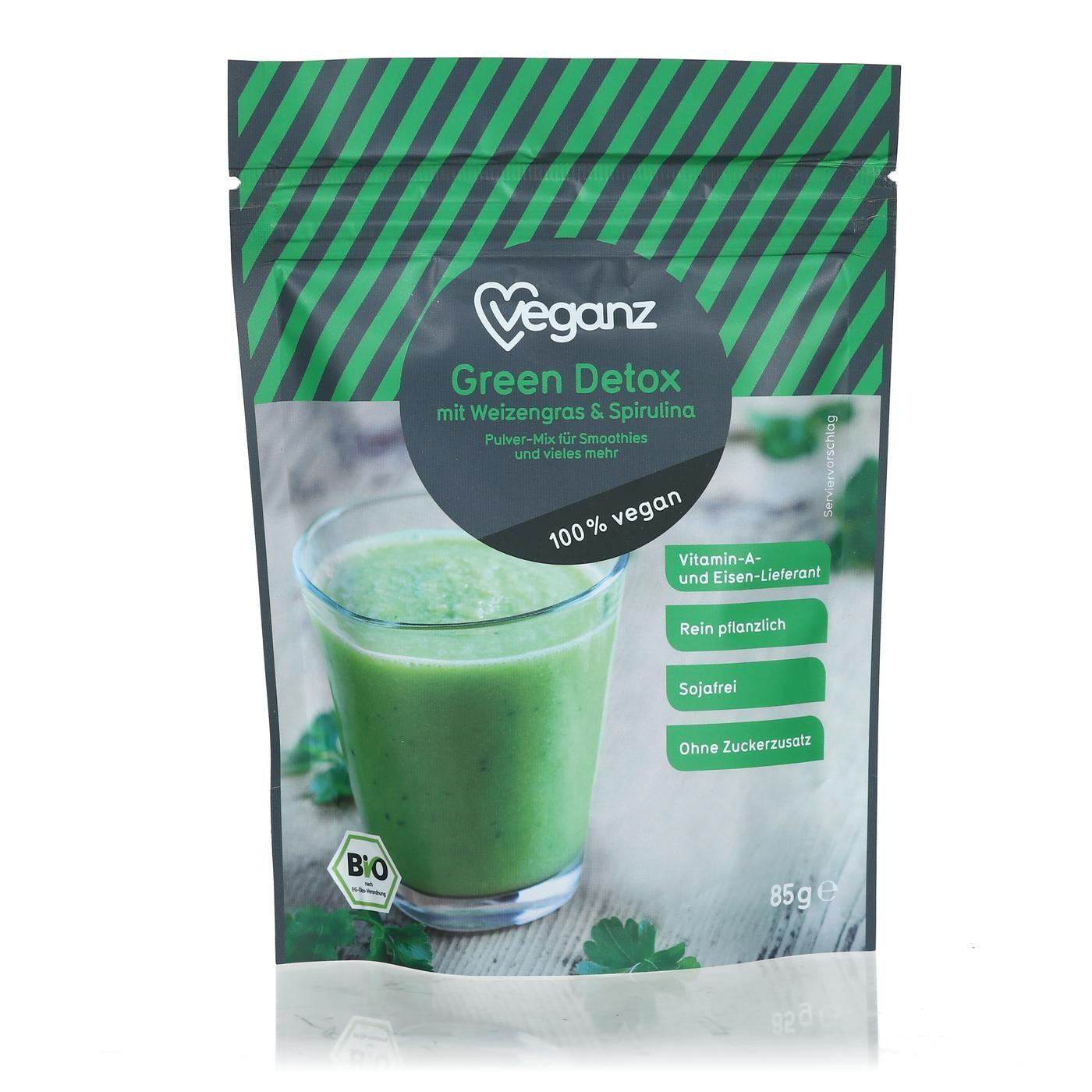 green juice pulver