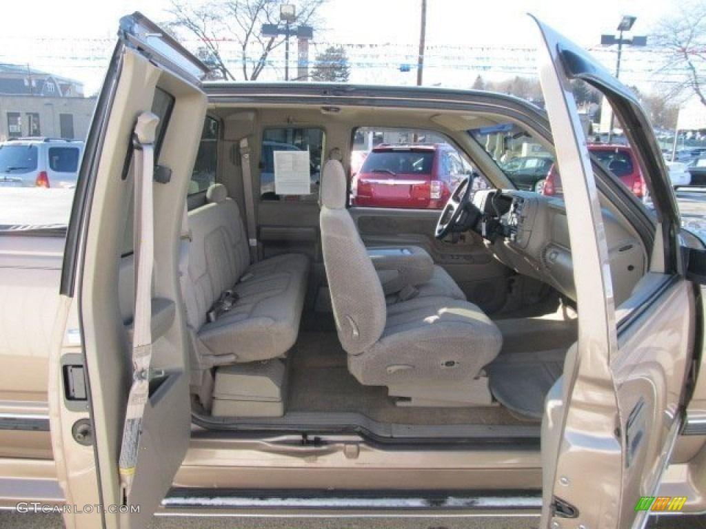 1997 Chevrolet C K K1500 Silverado Extended Cab 4x4 Interior Photo 70901278 Extended Cab Chevrolet Silverado