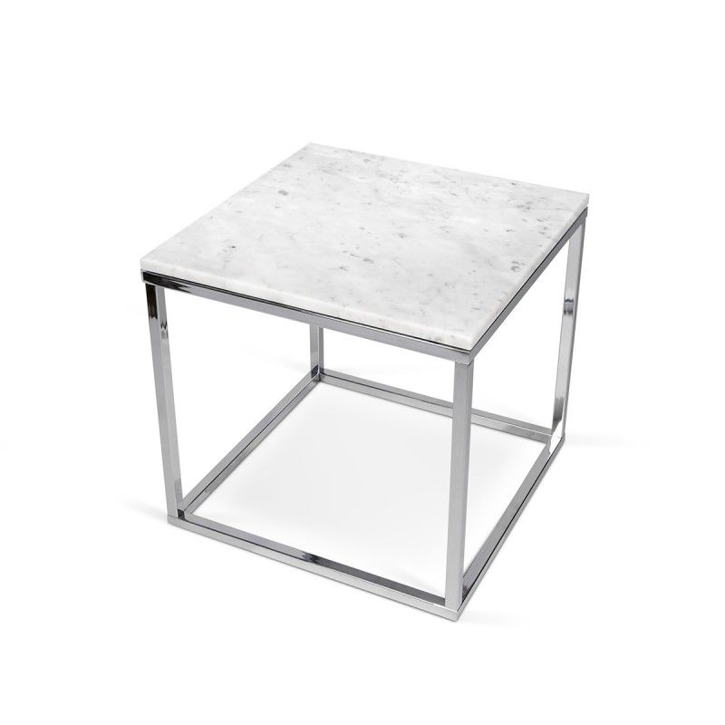 Table D Appoint Design Bergame Atylia Marble Top End Tables