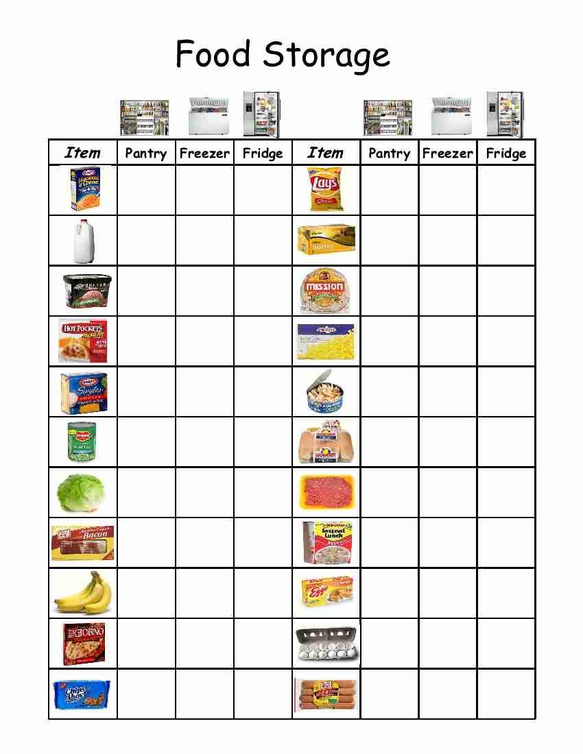 Worksheets Vocational Skills Worksheets empowered by them food storage morning folders adaptive here is a life skills worksheet on great website with many ideas that would be for education student