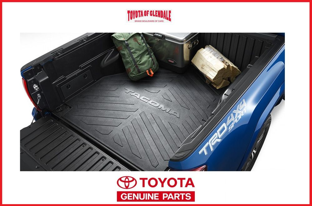 Details about 20052020 TOYOTA BED MAT 5FT SHORT