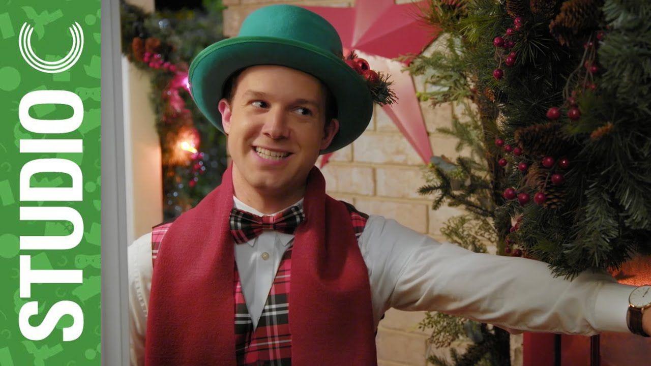 Beware of Christmas Carolers - Studio C | Studio C | Pinterest ...