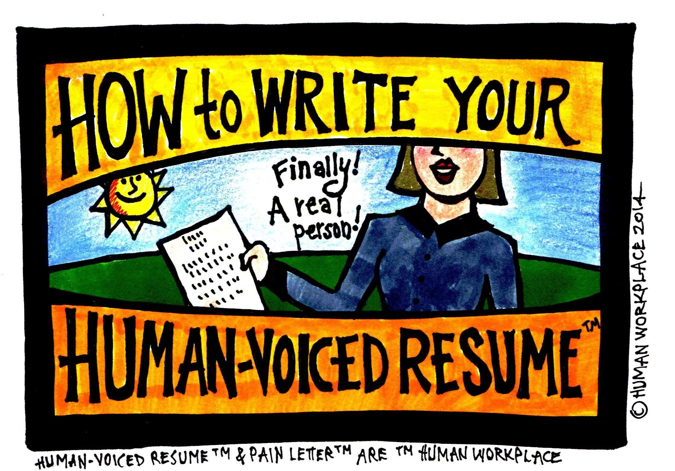 you already know how to write a resume  you put your