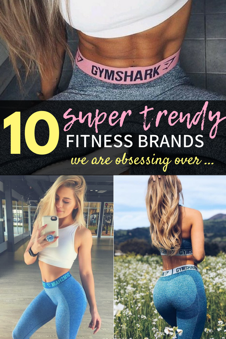 3699a9691de9a 10 trendy fitness brands we are obsessing over  fitness  workout   fitnessclothes