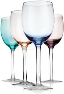 Tuscana Colored Wine Goblets   193964