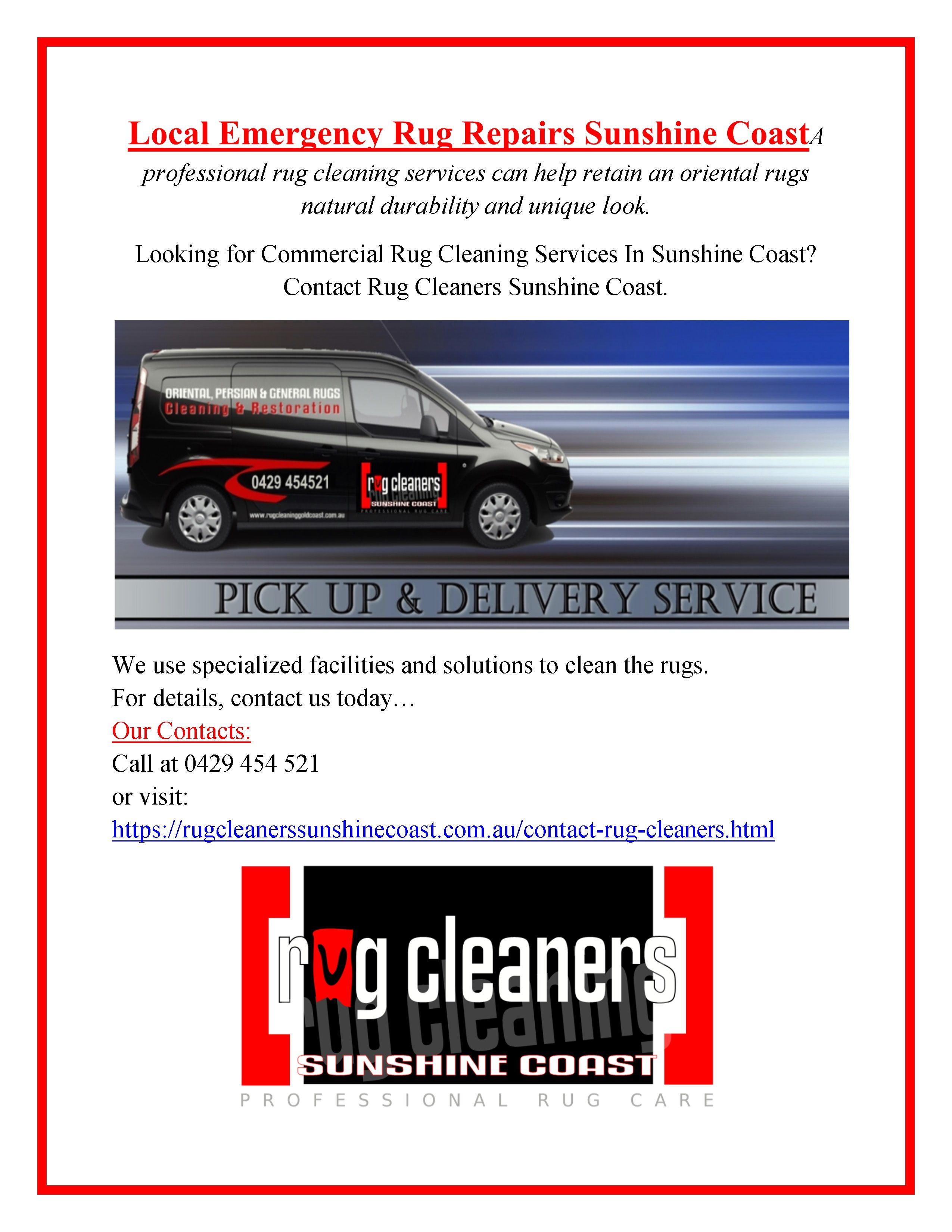 Pin By Rug Cleaners Sunshine Coast On
