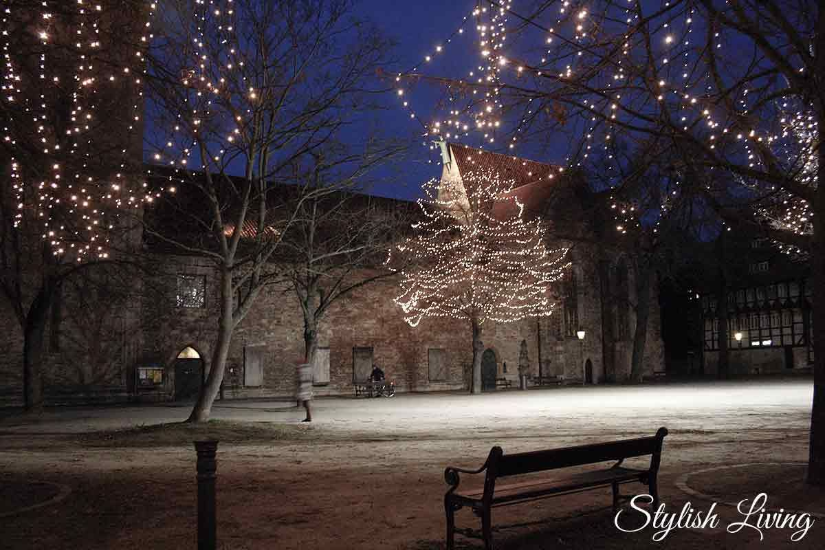 Frohes Neues Jahr 2015 Braunschweig Orte Reisen
