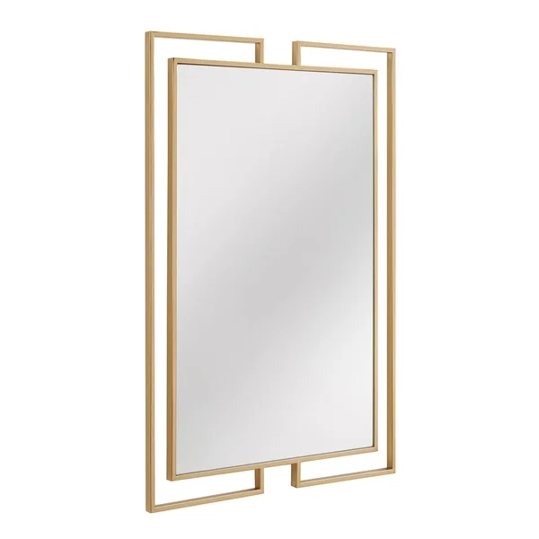 Overstock Com Online Shopping Bedding Furniture Electronics Jewelry Clothing More Mirror Wall Gold Mirror Wall Gold Framed Mirror