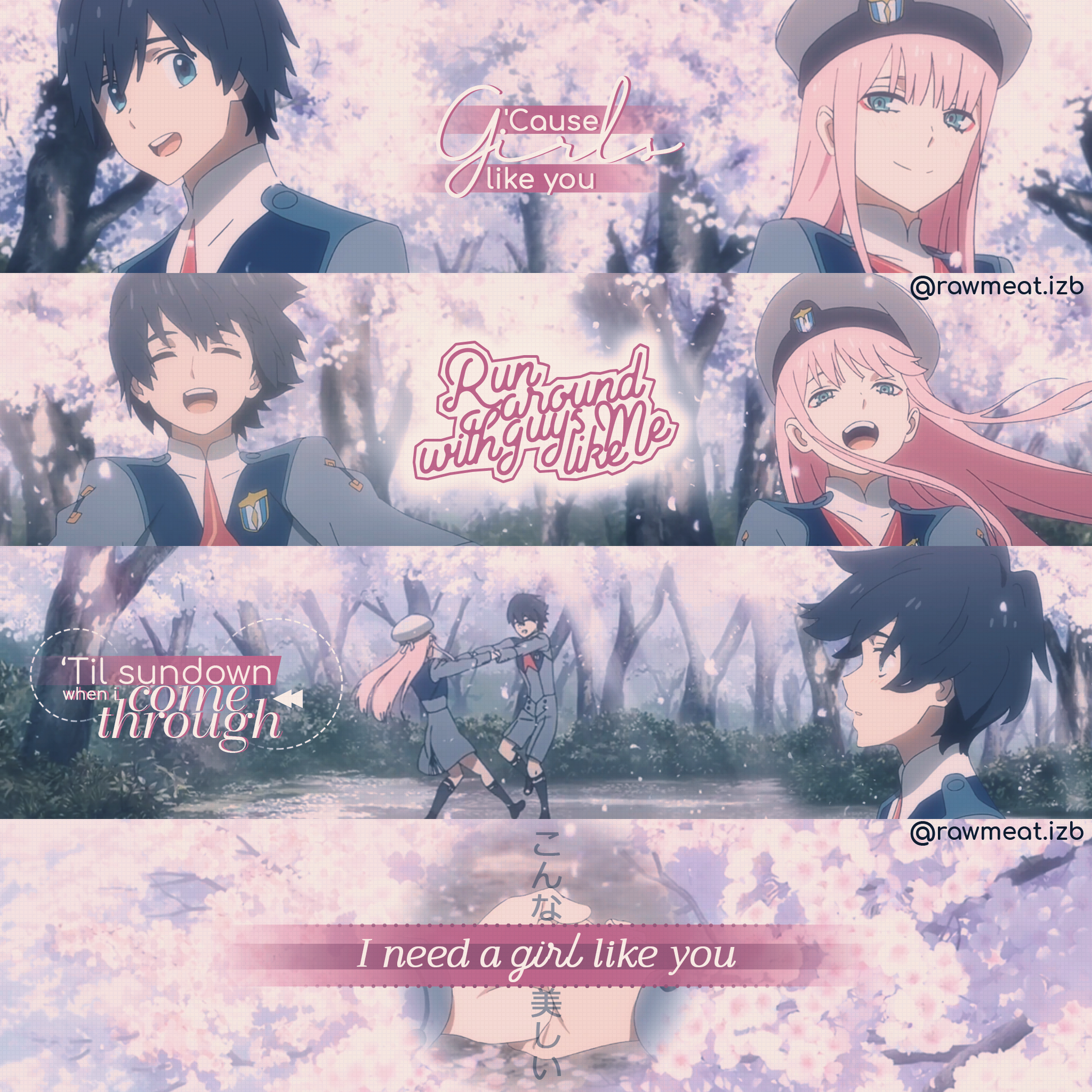 The Magic Of The Internet Anime Quotes Inspirational Anime Qoutes Darling In The Franxx
