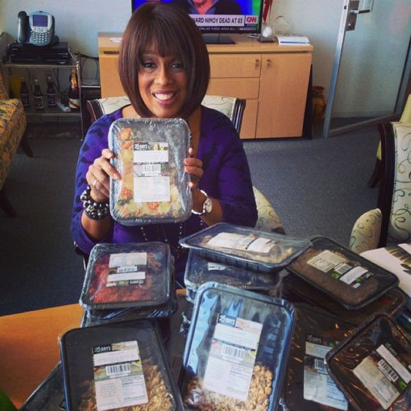 TV Anchor Gayle King says she's 'fatter than ever' and has signed up for  Beyonce's 22 day vegan diet plan