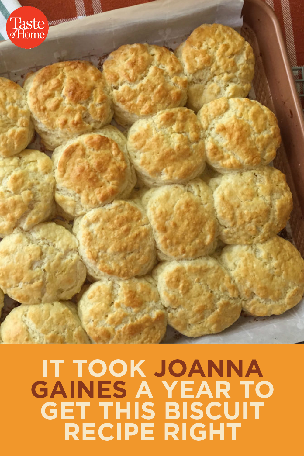 It Took Joanna Gaines a Year to Get This Recipe Ri