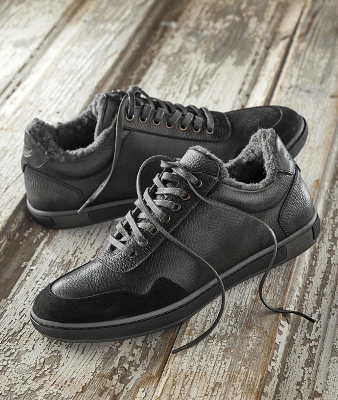 Men's Wool-Lined Toasty Sneaker in Full